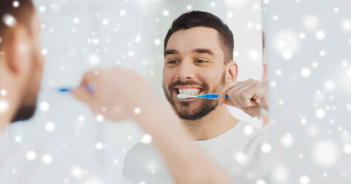 dientes navidad